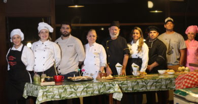 Núcleo Gourmet de Rio das Ostras divulga programação musical do Arraiá Gourmet