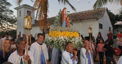 Búzios recebe a279ª edição da Festa de Sant'anna
