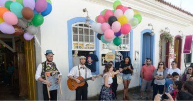 Flip movimenta a cidade de Paraty com programações até este domingo